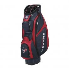Wilson NFL Cart Golf Bag - Houston Texans by Wilson