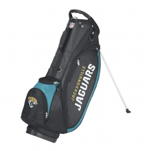 Wilson NFL Carry Golf Bag - Jacksonville Jaguars by Wilson