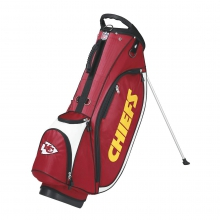 Wilson NFL Carry Golf Bag - Kansas City Chiefs by Wilson