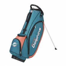 Wilson NFL Carry Golf Bag - Miami Dolphins by Wilson