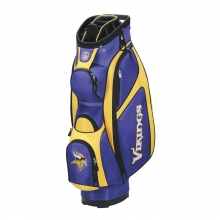 Wilson NFL Cart Golf Bag - Minnesota Vikings by Wilson