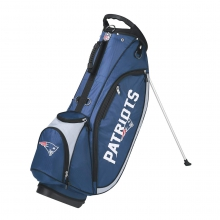 Wilson NFL Carry Golf Bag - New England Patriots by Wilson