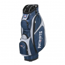 Wilson NFL Cart Golf Bag - New England Patriots by Wilson