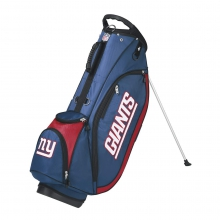 Wilson NFL Carry Golf Bag - New York Giants by Wilson