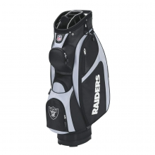Wilson NFL Cart Golf Bag - Oakland Raiders by Wilson