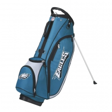 Wilson NFL Carry Golf Bag - Philadelphia Eagles by Wilson