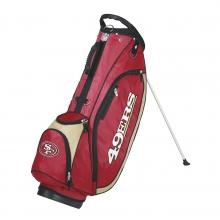 Wilson NFL Carry Golf Bag - San Francisco 49ers by Wilson