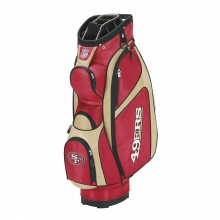 Wilson NFL Cart Golf Bag - San Francisco 49ers by Wilson
