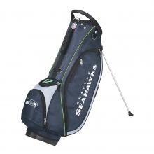 Wilson NFL Carry Golf Bag - Seattle Seahawks by Wilson