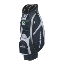 Wilson NFL Cart Golf Bag - Seattle Seahawks by Wilson