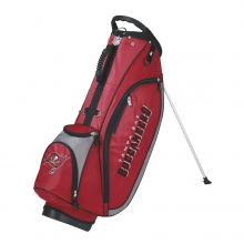 Wilson NFL Carry Golf Bag - Tampa Bay Buccaneers