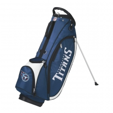 Wilson NFL Carry Golf Bag - Tennessee Titans by Wilson