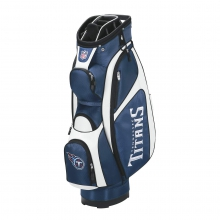 Wilson NFL Cart Golf Bag - Tennessee Titans by Wilson
