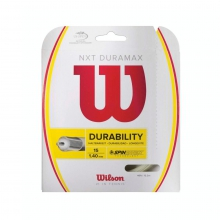 NXT Duramax Tennis String by Wilson