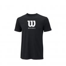 W Baseball T-Shirt by Wilson