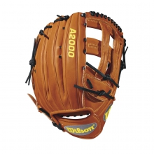 """2018 A2000 1799 12.75"""" Outfield Glove - Left Hand Throw by Wilson"""