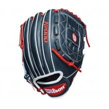 "2018 Andrew Miller Game Model USA 12"" Pitcher's Baseball Glove by Wilson"