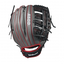 "2018 A500 12.5"" Glove - Left Hand Throw by Wilson"