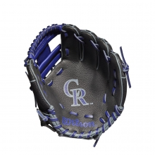 "2018 A200 Rockies 10"" Glove by Wilson"