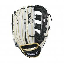 "2018 A2000 13"" SuperSkin Glove - Left Hand Throw by Wilson"