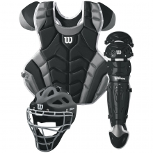 C1K Catcher's Gear Kit - Adult by Wilson