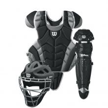 C1K Catcher's Gear Kit - Intermediate by Wilson