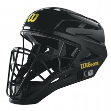 Pro Stock Steel Umpire Helmet by Wilson