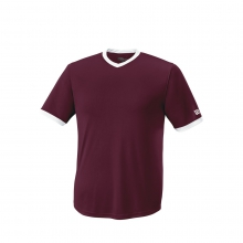 S303 Performance V-Neck Tech Tee -  Youth by Wilson