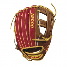 "2018 A2000 DP15 GM 11.75"" Infield Glove by Wilson in Ames Ia"