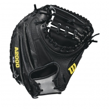 "2018 A2000 M2 SS 33.5"" Catcher's Mitt by Wilson"