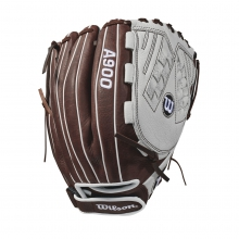 "2018 Aura 12.5"" Outfield Glove - Left Hand Throw by Wilson"