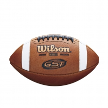 GST 1003 Collegiate Size Football by Wilson in Ames Ia