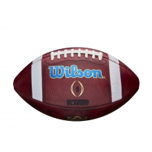 College Football Playoff Football - Auburn Watermark by Wilson