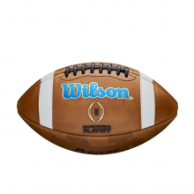 College Football Playoff Football - Notre Dame Watermark by Wilson