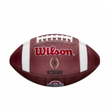 College Football Playoff Football - Ohio State Watermark by Wilson
