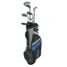 Profile Junior Large Complete Golf Club Set by Wilson