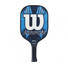 Profile Pickleball Paddle - Blue / Black by Wilson