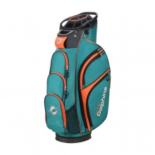 Wilson NFL Cart Golf Bag - Miami Dolphins by Wilson