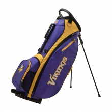 Wilson NFL Carry Golf Bag - Minnesota Vikings