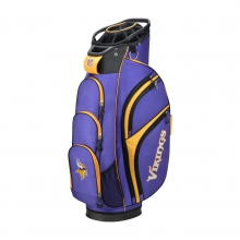 Wilson NFL Cart Golf Bag - Minnesota Vikings by Wilson