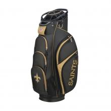 Wilson NFL Cart Golf Bag - New Orleans Saints by Wilson