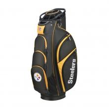 Wilson NFL Cart Golf Bag - Pittsburgh Steelers by Wilson