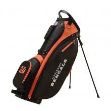 Wilson NFL Carry Golf Bag - Cincinnati Bengals by Wilson