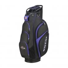 Wilson NFL Cart Golf Bag - Baltimore Ravens by Wilson
