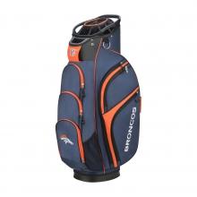 Wilson NFL Cart Golf Bag - Denver Broncos by Wilson