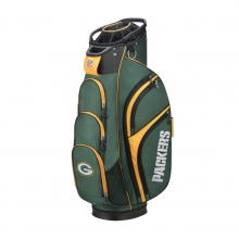 Wilson NFL Cart Golf Bag - Green Bay Packers by Wilson