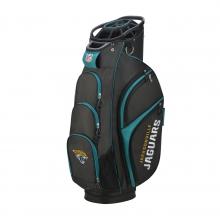 Wilson NFL Cart Golf Bag - Jacksonville Jaguars by Wilson