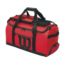 Tech Duffel Tennis Bag Red by Wilson