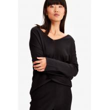 Mercer V-Neck Sweater by Lole