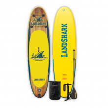 """LandShark 10'6"""" Inflatable SUP Package by O'Brien"""